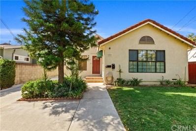 111 Marion Avenue, Pasadena, CA 91106 - MLS#: AR20254749