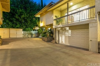 1024 S Golden West Avenue UNIT 6, Arcadia, CA 91007 - MLS#: AR21000241