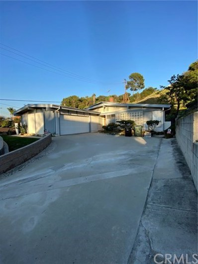 1587 Verde Vista Drive, Monterey Park, CA 91754 - MLS#: AR21035806