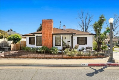824 W Ramona Road, Alhambra, CA 91803 - MLS#: AR21064461