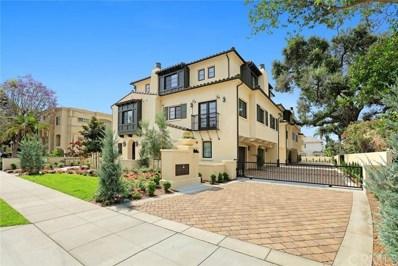 316 California Street UNIT B, Arcadia, CA 91006 - MLS#: AR21099479