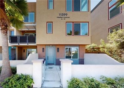 11399 Meeker Avenue UNIT A, El Monte, CA 91732 - MLS#: AR21103446