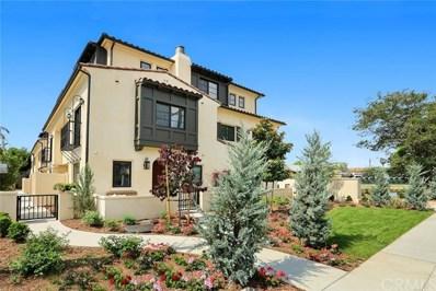 316 California Street UNIT A, Arcadia, CA 91006 - MLS#: AR21105469