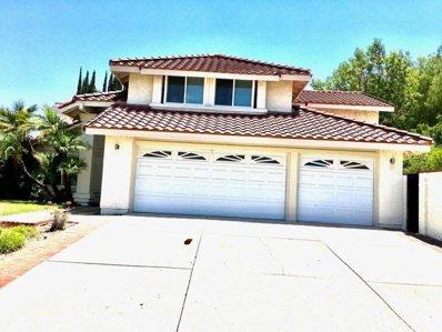 702 Mustang Circle, Walnut, CA 91789 - MLS#: AR21143210
