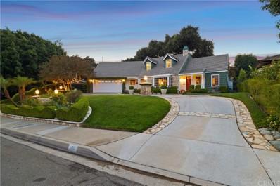 1717 Highland Oaks Drive, Arcadia, CA 91006 - MLS#: AR21144510