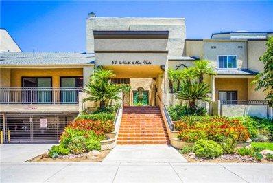64 N Mar Vista Avenue UNIT 206, Pasadena, CA 91106 - MLS#: AR21184641