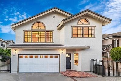 407 El Dorado Street, Arcadia, CA 91006 - MLS#: AR21192519