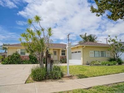 582 N Milford Street, Orange, CA 92867 - MLS#: BB17081279