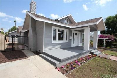 814 E Orange Grove Avenue, Burbank, CA 91501 - MLS#: BB17102378