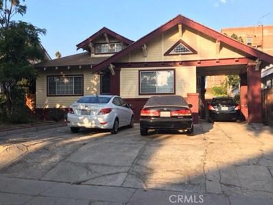 162 S Ardmore Avenue, Los Angeles, CA 90004 - MLS#: BB17180388