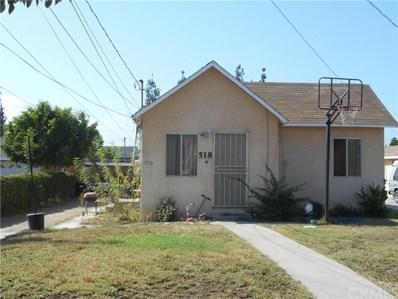 518 Almond Avenue, Monrovia, CA 91016 - MLS#: BB17199294