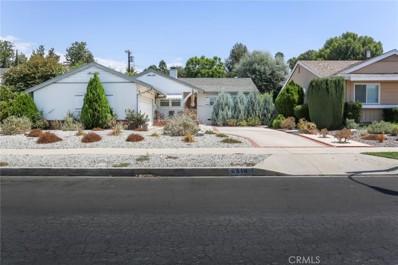 6516 Belmar Avenue, Reseda, CA 91335 - MLS#: BB17205645