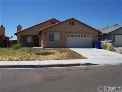 10439 Claudia Street, Adelanto, CA 92301 - MLS#: BB17237661