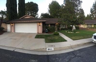 8416 Sedan Avenue, West Hills, CA 91304 - MLS#: BB17238173