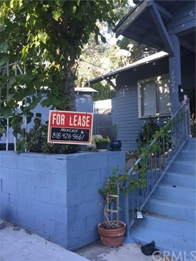 1928 Pinehurst Road, Los Angeles, CA 90068 - MLS#: BB17238372