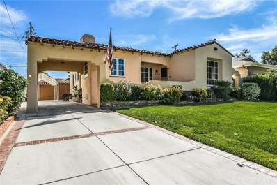 340 W Linden Avenue, Burbank, CA 91506 - MLS#: BB17238827