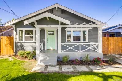 9215 Walnut Street, Bellflower, CA 90706 - MLS#: BB17258340