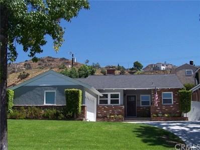 1900 Amber Lane, Burbank, CA 91504 - MLS#: BB18015936