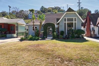 1656 Oak Grove Drive, Eagle Rock, CA 90041 - MLS#: BB18051763