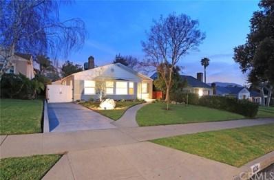 626 E Fairmount Road, Burbank, CA 91501 - MLS#: BB18061485