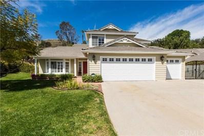 10905 Meseta Avenue, Shadow Hills, CA 91040 - MLS#: BB18065684