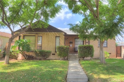 315 W Cedar Avenue, Burbank, CA 91506 - MLS#: BB18066391