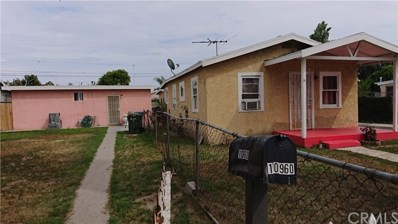 10954 Pope Avenue, Lynwood, CA 90262 - MLS#: BB18088765