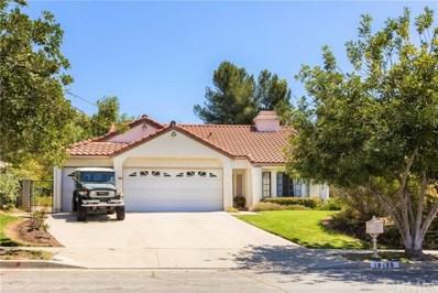 10100 Janetta Way, Shadow Hills, CA 91040 - MLS#: BB18090056