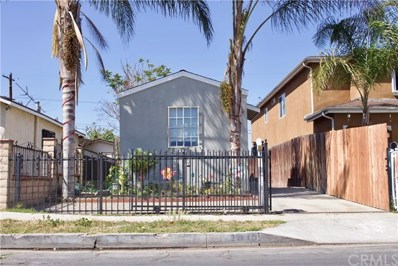 1815 E 105th Street, Los Angeles, CA 90002 - MLS#: BB18099996