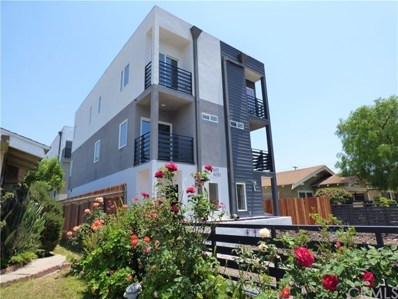 620 N Serrano Avenue, Hollywood, CA 90004 - MLS#: BB18141692