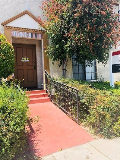 8437 De Soto Avenue UNIT 10, Canoga Park, CA 91304 - MLS#: BB18172671