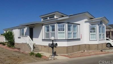5540 W 5th Street UNIT 123, Oxnard, CA 93035 - MLS#: BB18217801