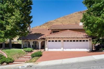 3425 Brace Canyon Road, Burbank, CA 91504 - MLS#: BB18222266