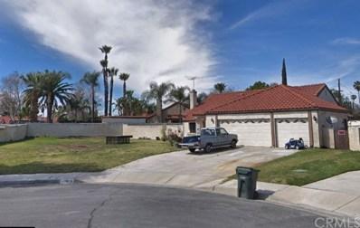 1874 N Joyce Avenue, Rialto, CA 92376 - MLS#: BB18223028