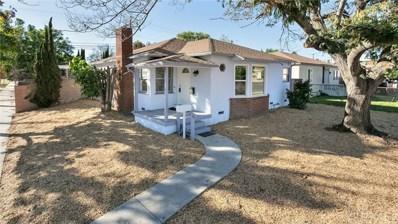 1801 N Buena Vista Street, Burbank, CA 91505 - MLS#: BB18223892