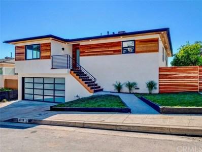 4312 Don Luis Drive, Baldwin Hills, CA 90008 - MLS#: BB18253860