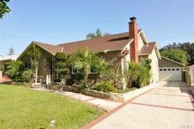 13614 Valna Drive, Whittier, CA 90602 - MLS#: BB18258895
