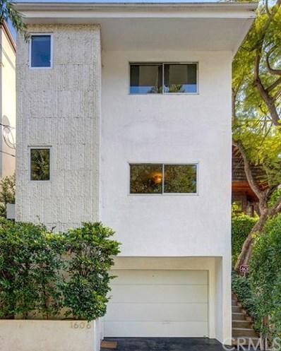 1606 Crater Lane, Los Angeles, CA 90077 - MLS#: BB18280239
