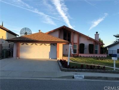 17490 Tuscan Drive, Granada Hills, CA 91344 - MLS#: BB18280295