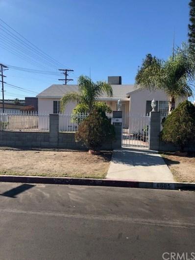 6605 Agnes Avenue, North Hollywood, CA 91606 - MLS#: BB18284702