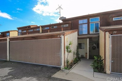 10950 Saticoy Street UNIT 21, Sun Valley, CA 91352 - MLS#: BB18297181
