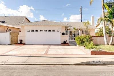 24603 Marbella Avenue, Carson, CA 90745 - MLS#: BB19006238