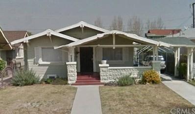 1753 W 43rd Street, Los Angeles, CA 90062 - MLS#: BB19030530