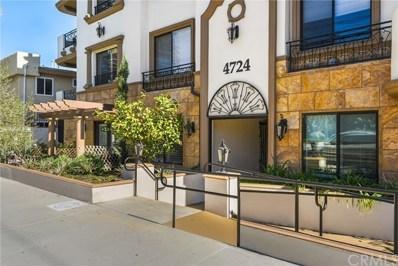 4724 Kester Avenue UNIT 301, Sherman Oaks, CA 91403 - MLS#: BB19039585