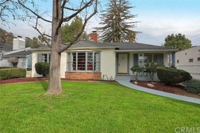 416 Waltonia Drive, Glendale, CA 91206 - MLS#: BB19043835