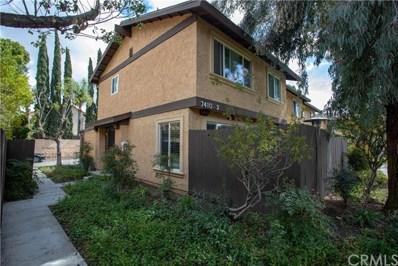 7410 Laurelgrove Avenue UNIT 3, North Hollywood, CA 91605 - MLS#: BB19048700