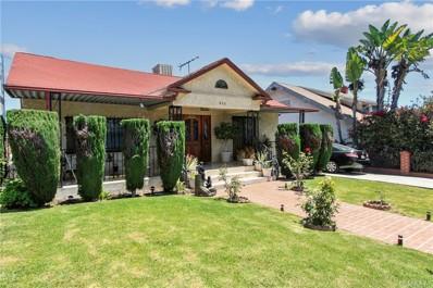640 N Hobart Boulevard, Los Angeles, CA 90004 - MLS#: BB19155407