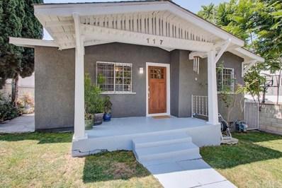 117 N Mountain View Avenue, Los Angeles, CA 90026 - MLS#: BB19162899