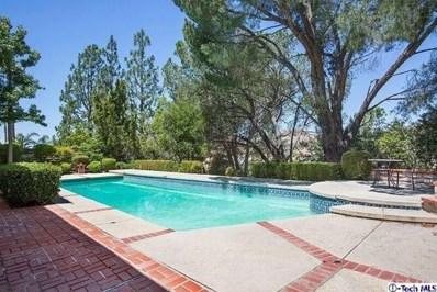 11763 Thunderbird Avenue, Porter Ranch, CA 91326 - MLS#: BB19177370