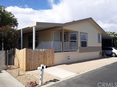 2016 Windcurrent Drive UNIT 143, Rosamond, CA 93560 - MLS#: BB19236692